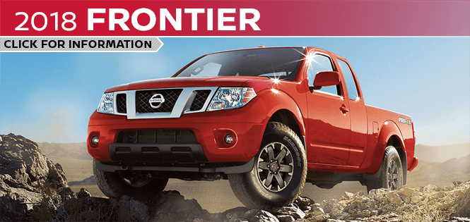 Research the 2018 Frontier model at Carr Nissan in Beaverton, OR