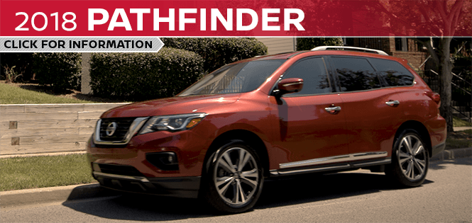 Research the 2018 Pathfinder model at Barberino Nissan in Wallingford, CT
