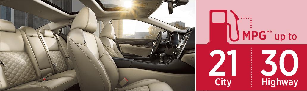 2018 Nissan Maxima MSRP & MPG