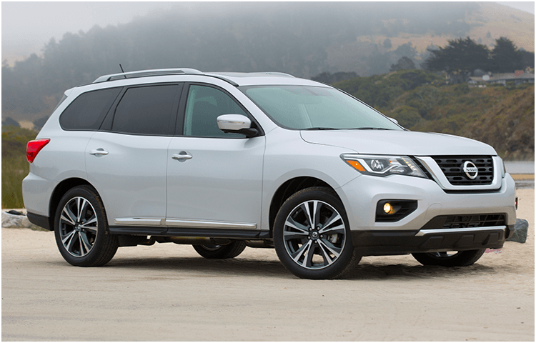 New 2018 Nissan Pathfinder Exterior Styling