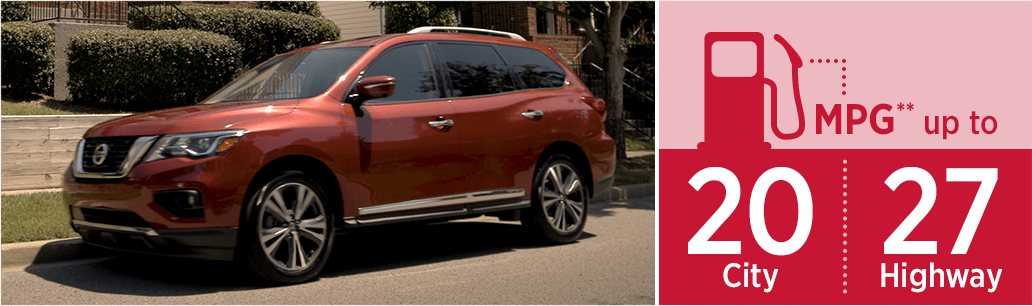 New 2018 Nissan Pathfinder MSRP & MPG Information