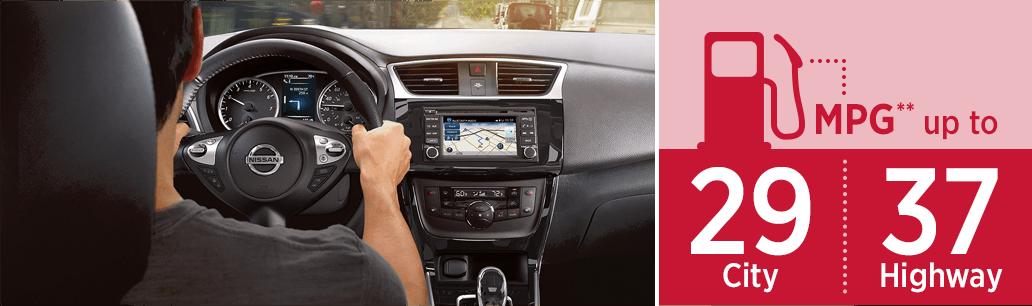 2018 Nissan Sentra MSRP & Fuel Mileage