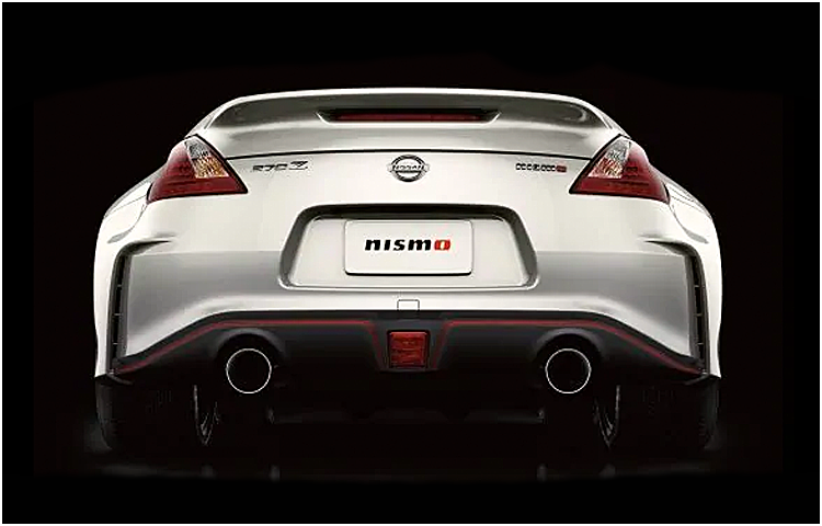 2019 Nissan 370Z NISMO | Features, Specs & Options | Carr ...