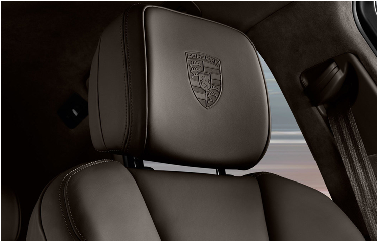 2017 Porsche Macan interior style