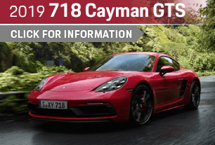 Browse our 2019 Porsche 718 Cayman GTS model information at Porsche Chandler