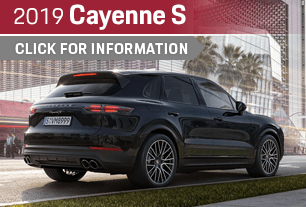 Browse our 2019 Porsche Cayenne S model information at Porsche Chandler