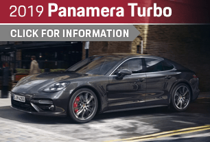 Browse our 2019 Porsche Panamera Turbo model information at Porsche Chandler