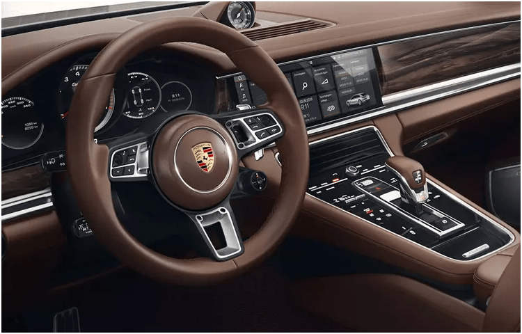 2019 Panamera Turbo Interior