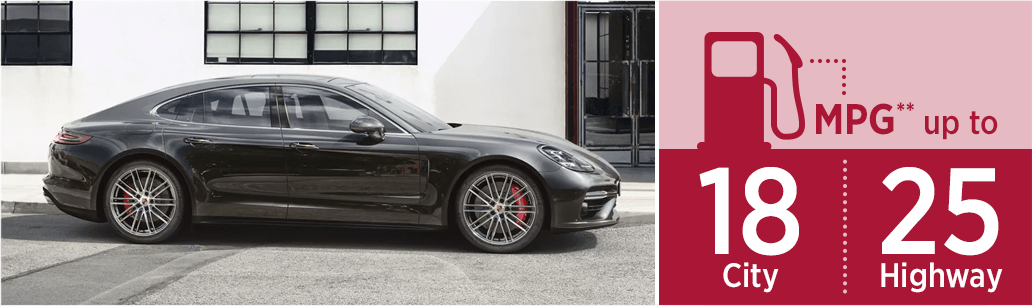 2019 Porsche Panamera Turbo MSRP
