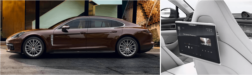 2019 Porsche Panamera model MSRP and MPG