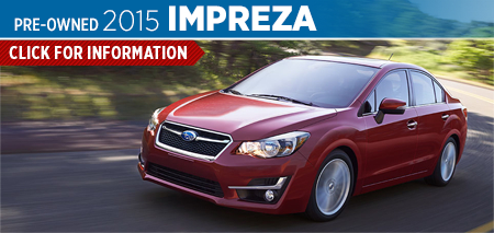 Learn more about the exciting new 2015 Subaru Impreza available at Subaru of San Bernardino serving Riverside, CA