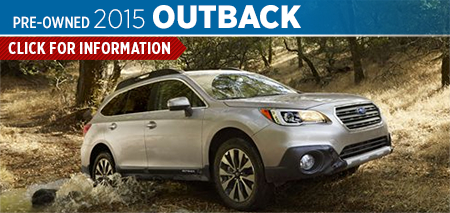 Review details of the 2015 Subaru Outback