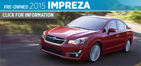 Get all the details regarding model information, features and more on the sporty and safe certified pre-owned 2015 Subaru Impreza from Mike Scarff Subaru in Auburn, Serving Tacoma, WA