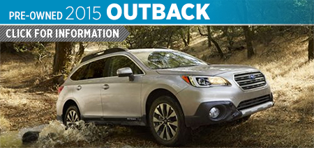 Click to View 2015 Subaru Outback Model Information Mike Scarff Subaru
