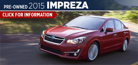 Click to See The 2015 Subaru Impreza Model in Redwood City, CA