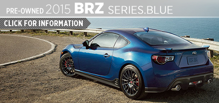 Click to View 2015 Subaru Series.Blue BRZ Model Information Kearny Mesa Subaru