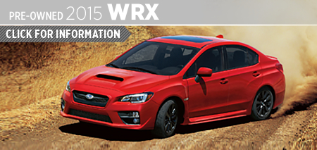 View 2015 Subaru Impreza WRX Model Information in San Diego, CA