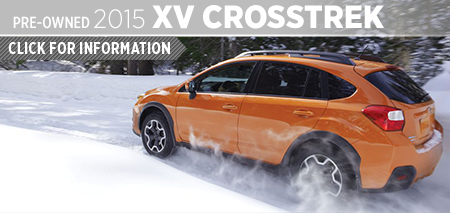 Learn more about the 2015 Subaru XV Crosstrek with model information provided by Kearny Mesa Subaru in San Diego, CA