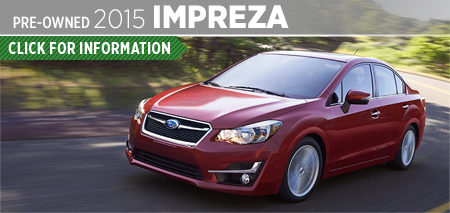Click to View The 2015 Subaru Impreza Model in Seattle, WA