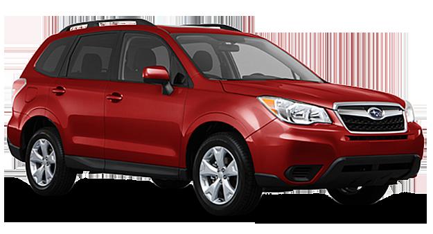 New 2015 Subaru Forester Model