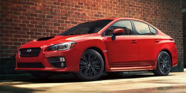 New 2015 Subaru WRX Model Specs