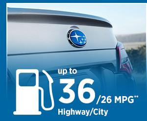 The 2015 Subaru Legacy gets up to 28 MPG Hwy or 21 MPG City