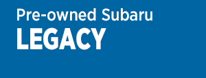 Introducing the 2015 Subaru Legacy at Carter Subaru Ballard in Seattle, WA