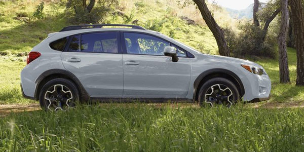 2015 Subaru XV Crosstrek Model Details