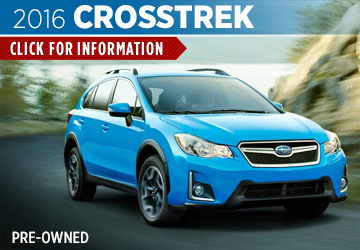 Find out what makes the pre-owned 2016 Subaru Crosstrek amazing with model information from Byers Airport Subaru in Columbus, OH