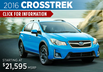 Click to View The 2016 Subaru Crosstrek Model in Salem, OR