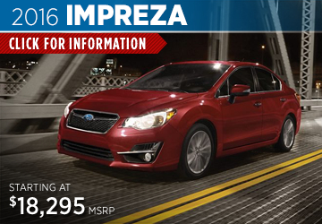 Click For 2016 Subaru Impreza Model Details in Salem, OR