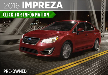 Click to View The Pre-Owned 2016 Subaru Impreza Model in Thornton, CO