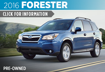 Click to research the 2016 Subaru CPO Forester model in Salt Lake City, UT