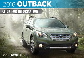 Click to research the 2016 Subaru CPO Outback model in Salt Lake City, UT