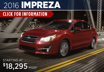 Click to View The 2016 Subaru Impreza Model in Redwood City, CA