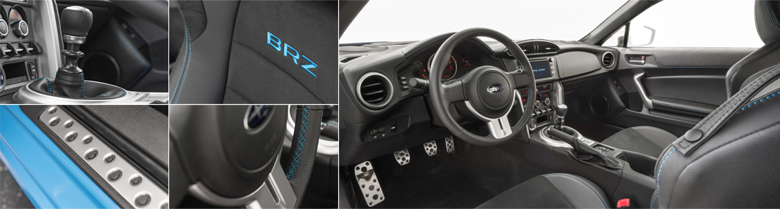 Pre Owned 2016 Subaru Brz Series Hyperblue Performance Car Details