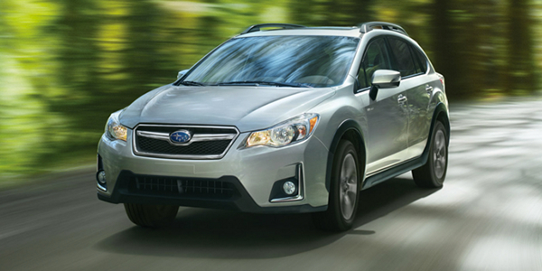 2016 Subaru Crosstrek Hybrid Model