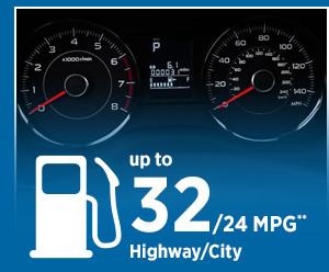 2016 Subaru Forester Model MPG