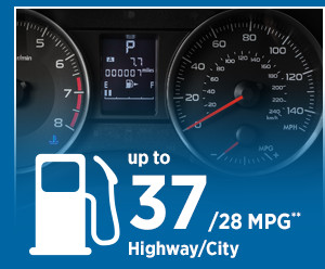 2016 Subaru Impreza Model Fuel Mileage