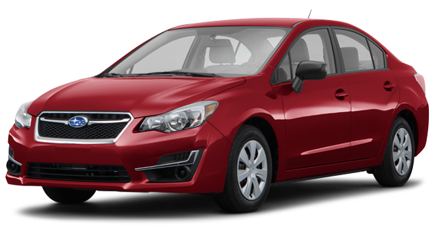 2016 Subaru Impreza Model