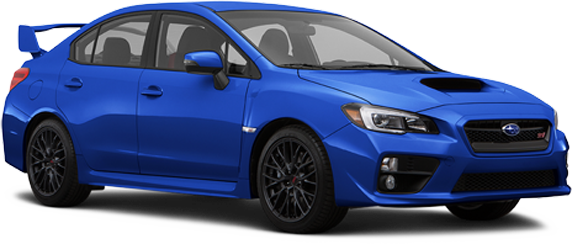 2016 Subaru WRX STI Model Design