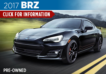 Click to research the pre-owned 2017 Subaru BRZ model in Columbus, OH