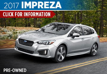 Click to research the pre-owned 2017 Subaru Impreza model in Columbus, OH