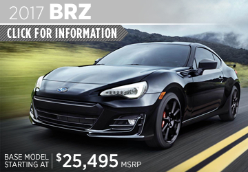 Click to research the new 2017 Subaru BRZ model in San Diego,  CA