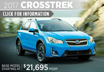 Click to research the new 2017 Subaru Crosstrek model in San Diego, CA