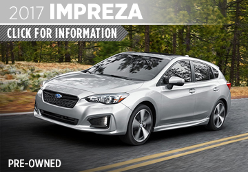 Click to research the 2017 Subaru CPO Impreza model in San Diego, CA