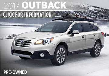 Click to learn more about the versatile pre-owned 2017 Subaru Outback in Thornton, CO