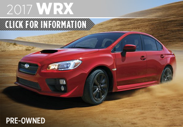 Click to research our pre-owned 2017 Subaru WRX model serving Denver, CO