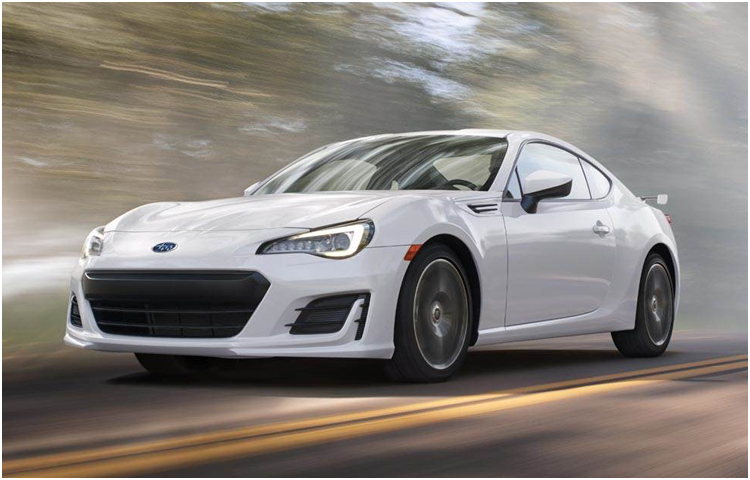 2017 BRZ Coupe | Subaru Model Information | Columbus, OH