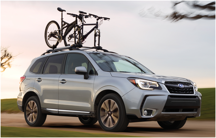 2017 Subaru Forester Model Exterior Styling (1)